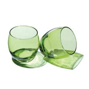 5009 : 41010-3 Wasserglas limette klein