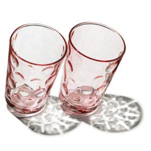 5030 : 52883-6 Wasserglas rose