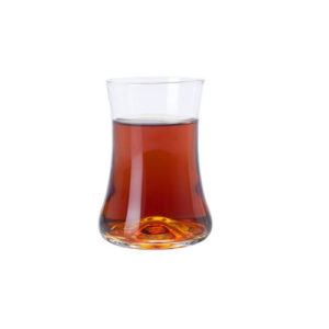 Teeglas einfach leicht geschwungen 165 ml 6er Set
