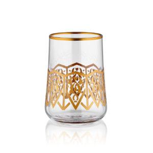 1461140680-40497_aheste-kahve-selcuklu_01-9663-kleines-wasserglas-zum-kaffee-mit-goldrand-und-seldschukischer-goldverzierug-120-ml-6er-set